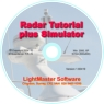 Details of Radar Tutor Plus Simulator CD.