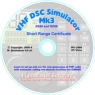 VHF DSC Radio Simulator CD.