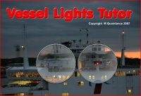 Vessel Lights Tutor teaches recognition of IRPCS vessel lights.